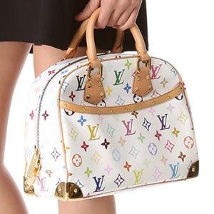 Louis Vuitton Trouville Bag: Multicolor